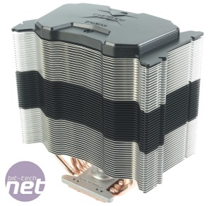 Zalman CNPS10X Flex CPU Cooler Review Introduction and Specifications