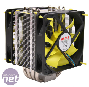 Akasa Venom CPU Cooler Review Results Analysis and Final Thoughts