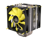 Akasa Venom CPU Cooler Review