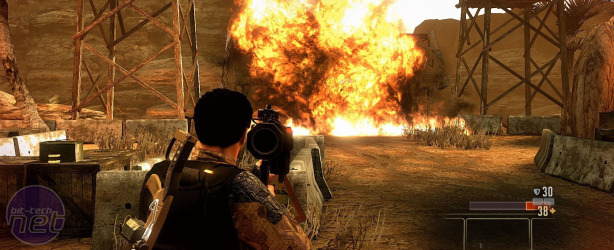 Alpha Protocol Review Omega Syndrome