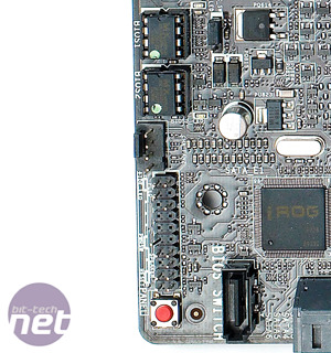 Asus Rampage III Extreme Motherboard Review Up Close: Asus Rampage III Extreme