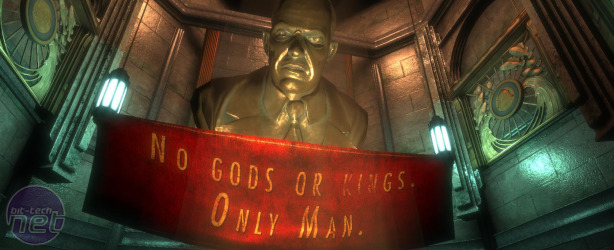 BioShock was Unmissable BioShock is Unmissable