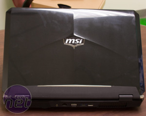 Computex 2010 Preview: MSI MSI Computex 2010: The GT660 gaming laptop continued