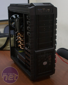 Cooler Master on the HAF X and its future Cooler Master HAF X, also known as the HAF 942