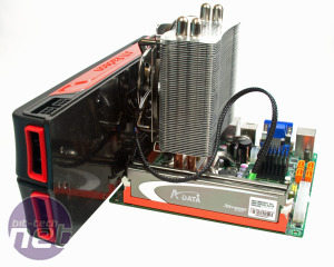 *ECS H55H-I mini-ITX motherboard review ECS H55H-I Board Layout and Rear I/O