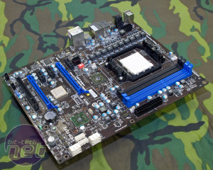 First Look: MSI's budget Hydra motherboard  First Look: MSI's budget Hydra motherboard