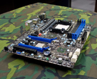 First Look: MSI's budget Hydra motherboard