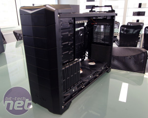 First Look: Silverstone Raven RV02-E PC Case First Look: Silverstone Raven RV02-E