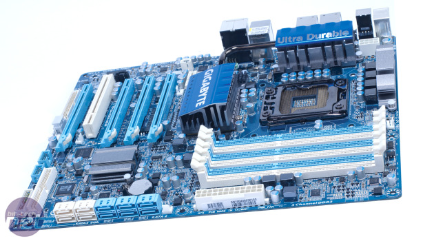 Gigabyte GA-X58A-UD3R Motherboard Review