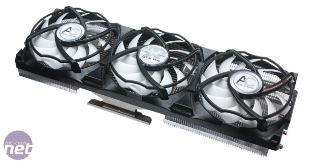 Graphics Card Coolers Investigated Arctic Cooling Twin Turbo Pro and and GTX Pro