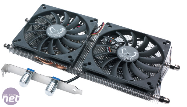 Graphics Card Coolers Investigated Alpenfohn Heidi and Scythe Musashi