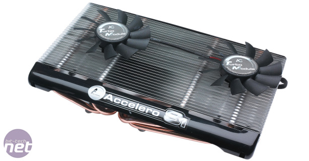 Graphics Card Coolers Investigated Arctic Cooling Accelero S1 and L2 Pro