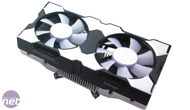 Graphics Card Coolers Investigated Akasa Freedom Force and Vortexx Neo
