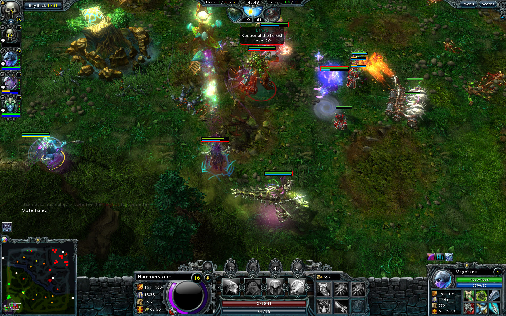 heroes of newerth review bit tech net