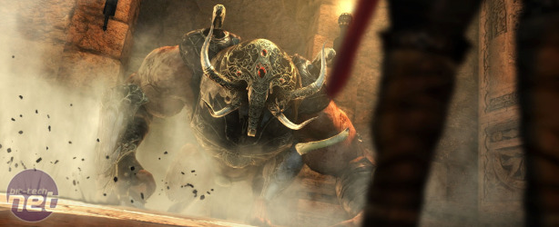 *Prince of Persia: The Forgotten Sands Review Forgotten Sands - Fit for a King?