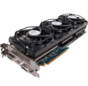 Sapphire Radeon HD 5970 4GB Toxic Review
