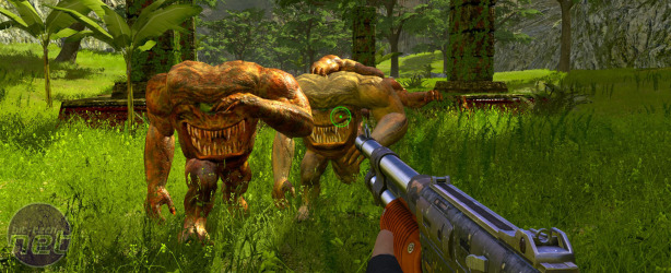 Serious Sam: The Second Encounter HD Review Serious Sam: The Second Encounter HD Review