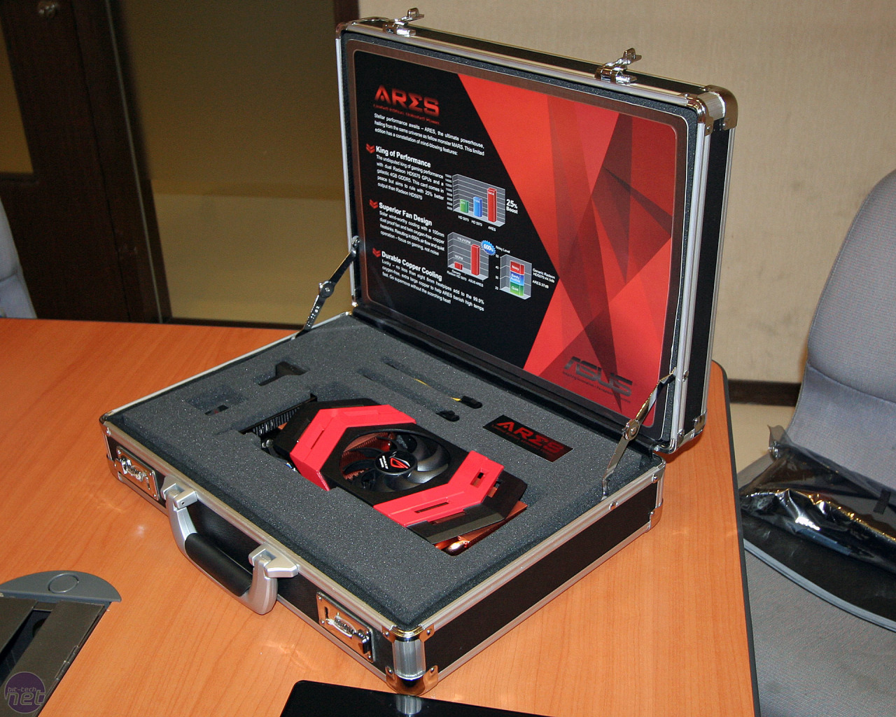 asus tech Asus' directcu cooling technology benefits not only the rog series matrix, ares and mars, but also all the way down through every model with the suffix 'directcu.