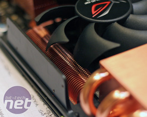 Asus Ares and Immensity technology preview The Ares is the graphics card Batman would use