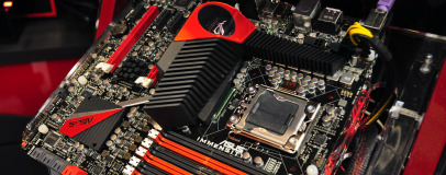 Asus Immensity: ROG board with on-board HD 5770
