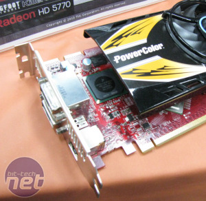 Crazy New Graphics Cards from PowerColor PowerColor shows off crazy new HD 5770s