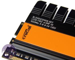 *Crucial Ballistix MOD: Temp sensing DDR3 Crucial Ballistix MOD & Temperature sensing DDR3