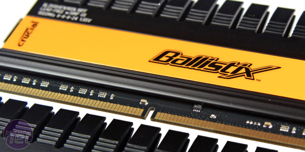 *Crucial Ballistix MOD: Temp sensing DDR3 Impressions of the MOD software