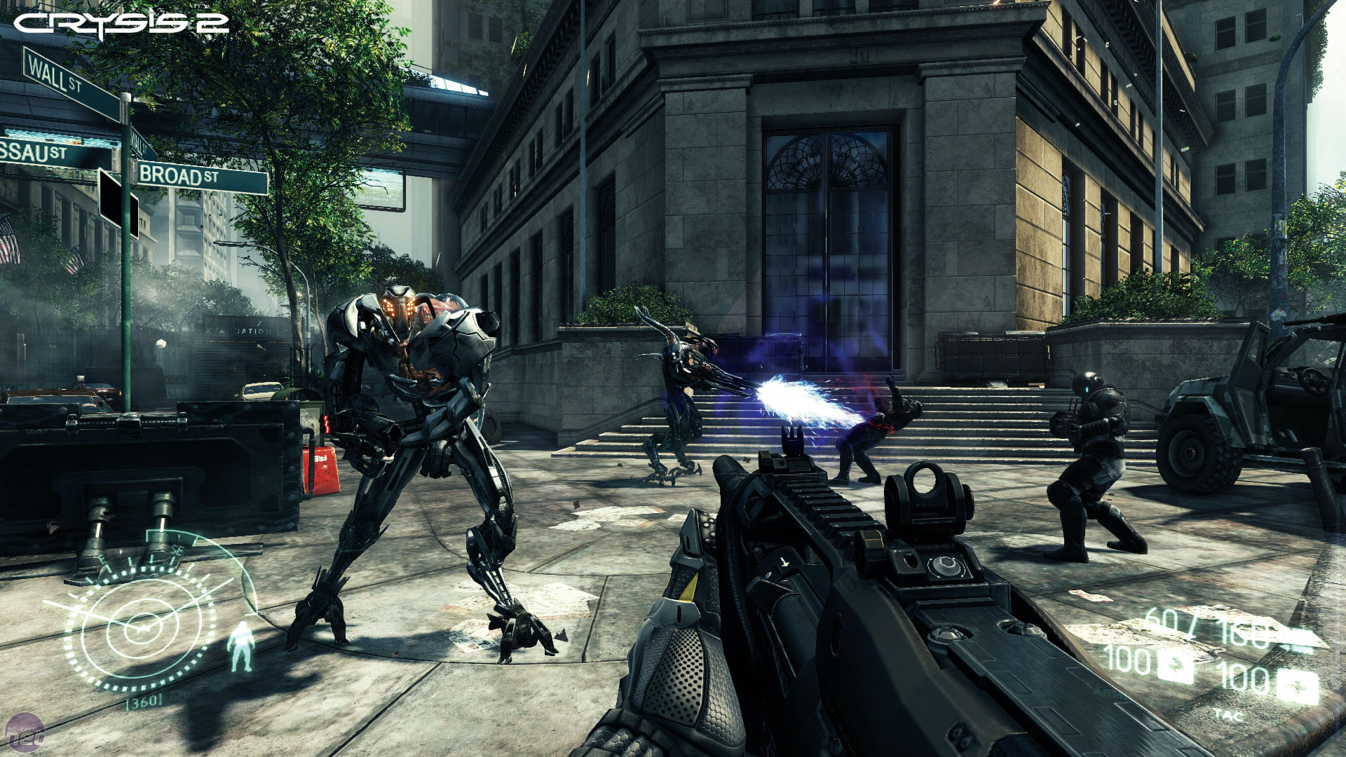 Обзор (рецензия) игры Crysis 2 | Рецензии | Канобу