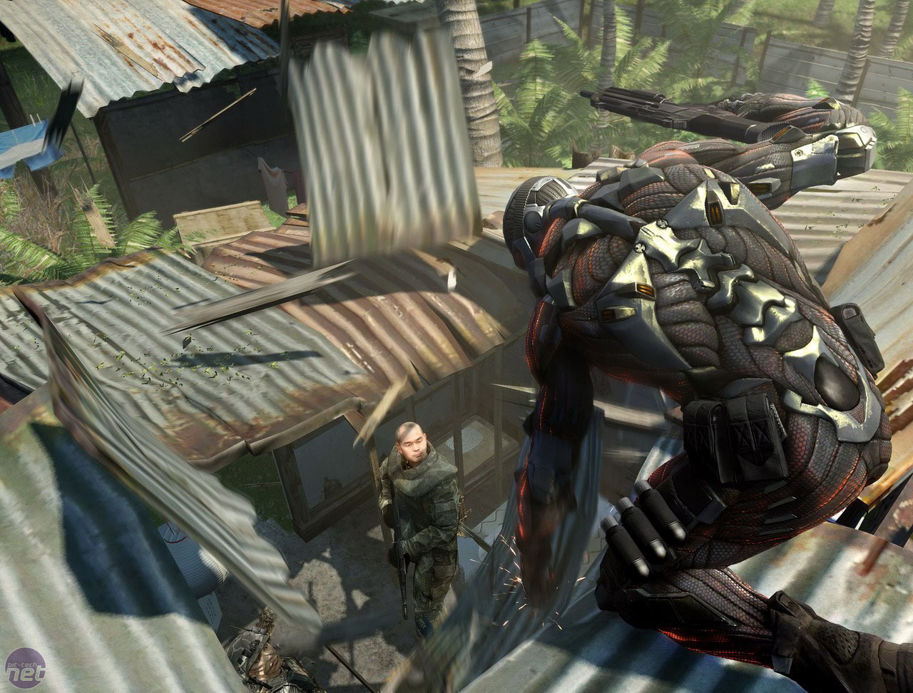 Crysis Was Terrible | bit-tech net