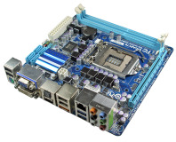 Gigabyte GA-H55N-USB3 mini-ITX Motherboard Review