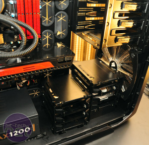 Hands-on with Corsair's new Graphite 600T case  Hands-on with Corsair's new Graphite 600T case