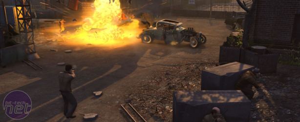 *Mafia 2 Hands-on Preview Mafia 2 Impressions