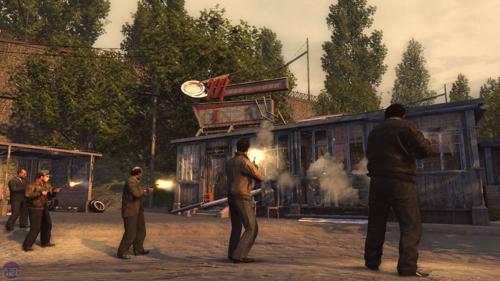 Photos Mafia 2 Mafia 2 Hands-on Preview