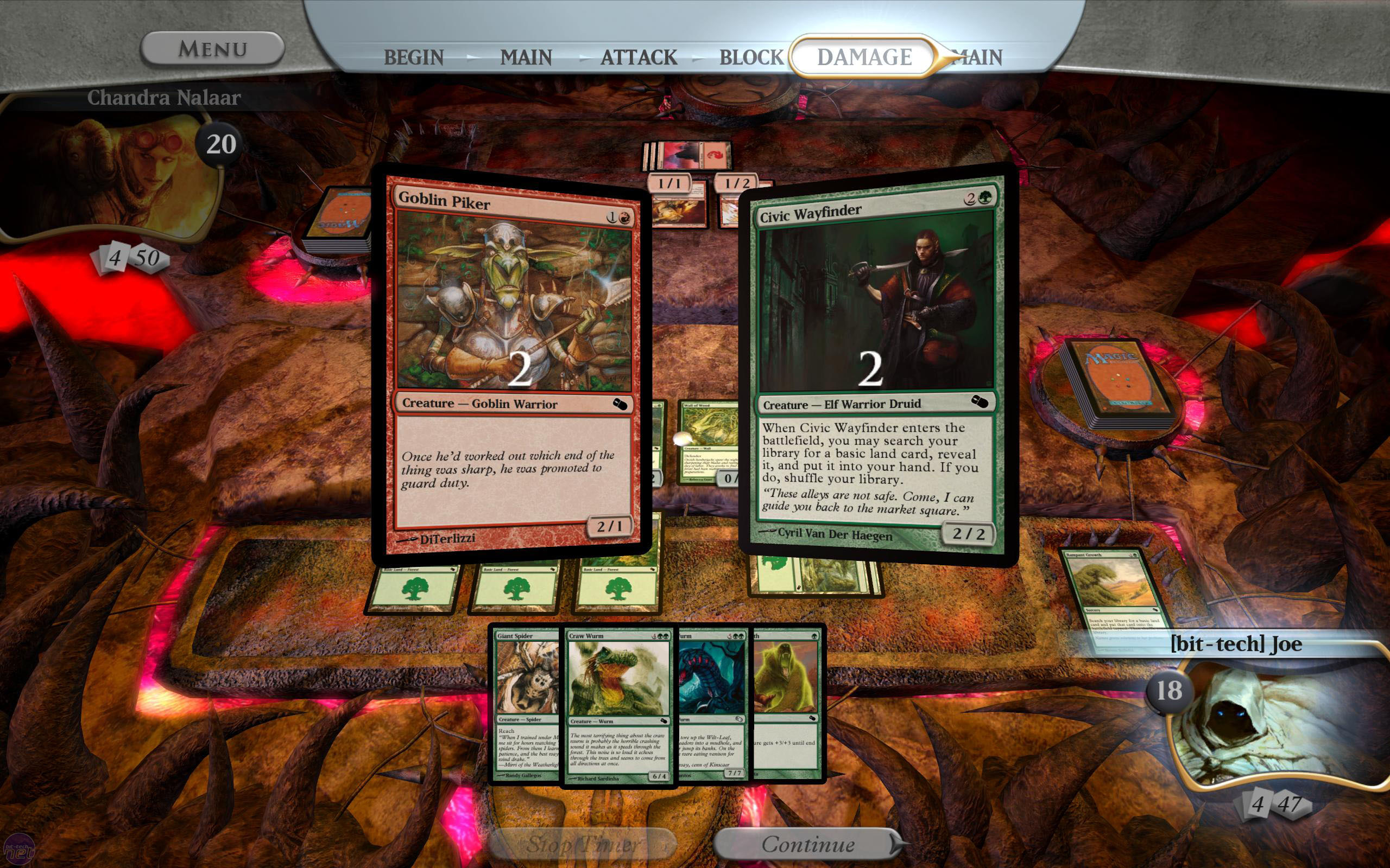 Magic: The Gathering Duels of the Planeswalkers review | bit