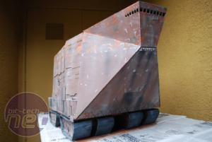 Mod of the Month - May 2010 Star Wars Sandcrawler by artoodeeto