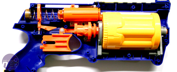 *Nerf Gun Modding How to Mod a Nerf Maverick