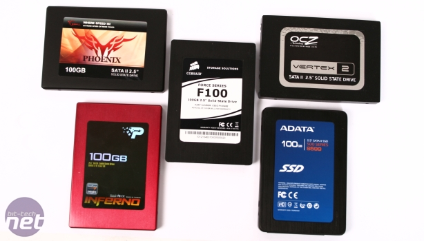 SandForce SSD Group Test Final Thoughts