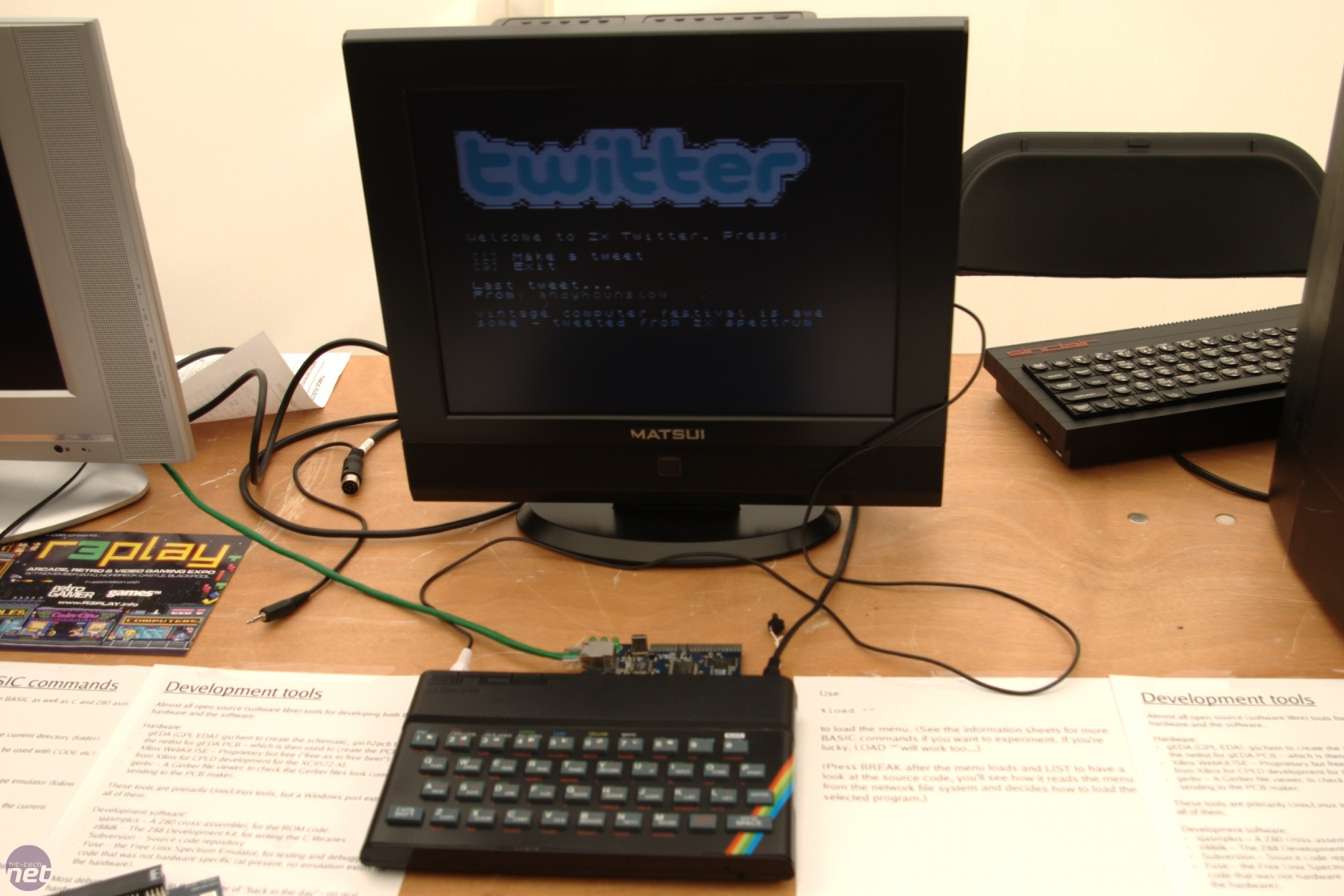 The Vintage Computing Festival 2010 | bit-tech net