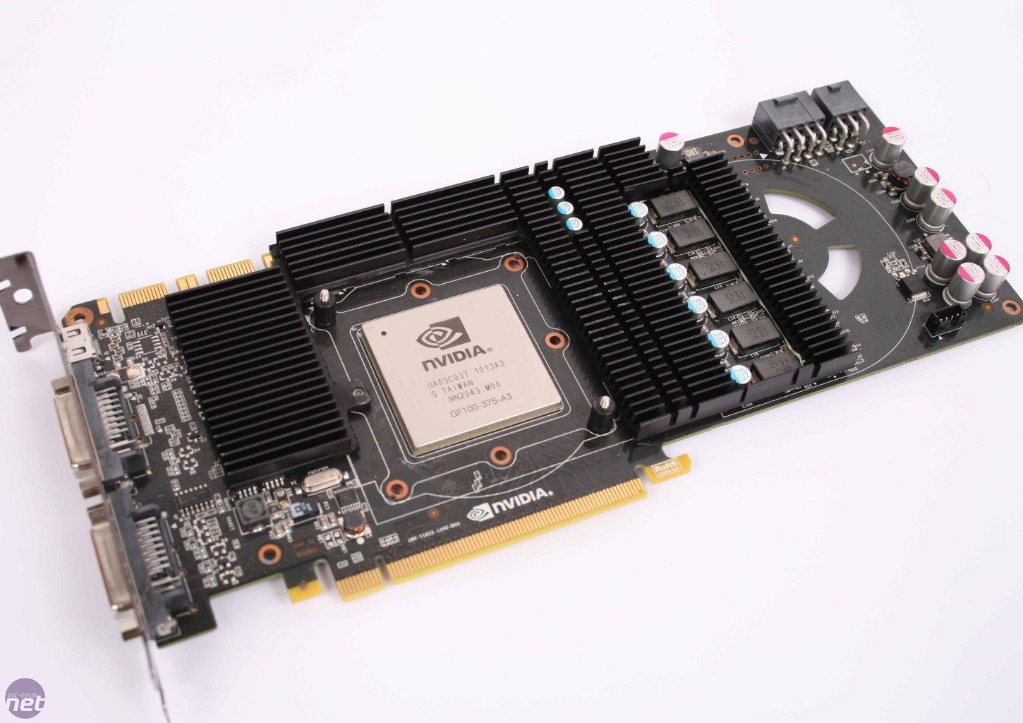 NVIDIA GeForce GTX 480: specs, reviews, review