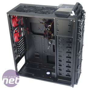 Antec Dark Fleet DF-85 Case Review Antec Dark Fleet DF-85 Specifications