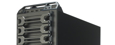 Antec Dark Fleet DF-85 Case Review