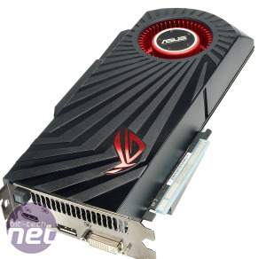 Asus Matrix Radeon HD 5870 Graphics Card Review  Asus Matrix HD 5870 Specifications