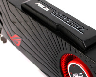 Asus Matrix Radeon HD 5870 Graphics Card Review