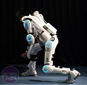Can we build a real high-tech hero? Exoskeletons and powered armour