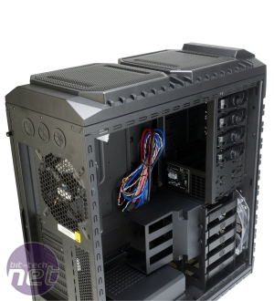 Cooler Master HAF X Review Cooler Master HAF X Specifications