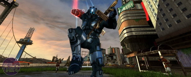 Crackdown 2 Review Crackdown 2 Review