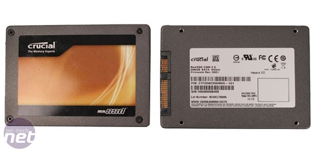 Crucial RealSSD C300 256GB SSD Review Crucial RealSSD C300 256GB SSD Specifications