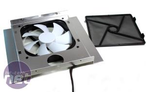 *Fractal Design Array R2 mini-ITX  case review Array R2 Interior