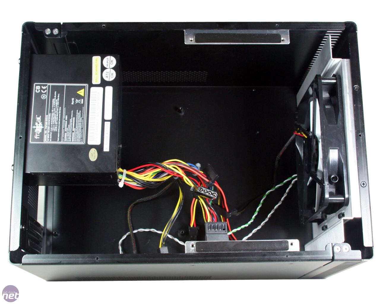 Fractal Design Array R2 Mini Itx Case Review Bit