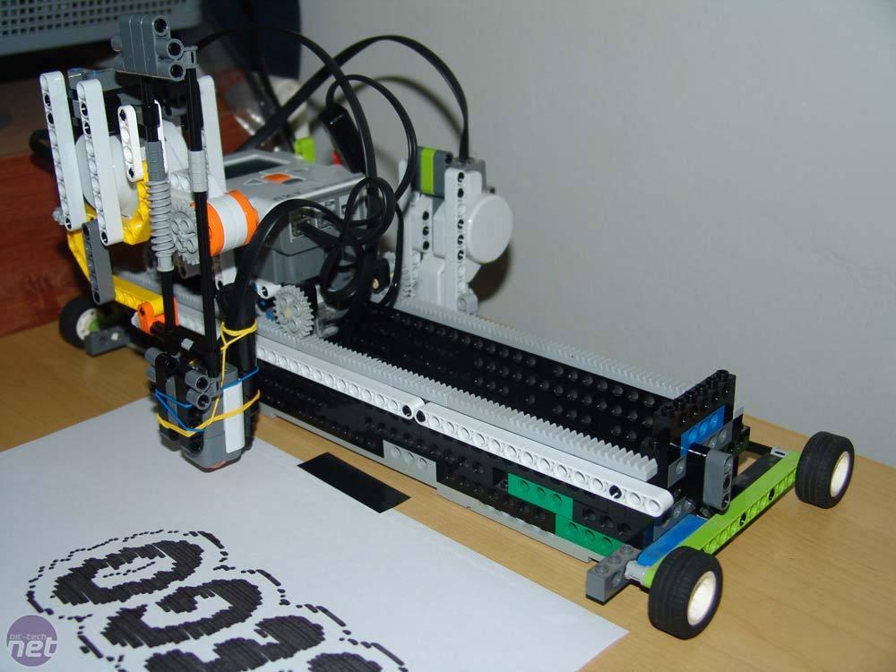 Fun With Lego | bit-tech.net